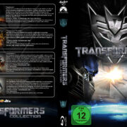 Transformers Qatrology-Collection (2007-2014) R2 Custom Blu-Ray Cover & labels