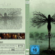 Salem: Staffel 1 (2014) R2 German Custom Cover & labels