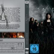 Salem: Staffel 2 (2015) R2 German Custom Cover & labels