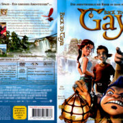 Back to Gaya (2004) R2 German Cover & label