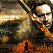 Der letzte Tempelritter (2011) R2 German Cover