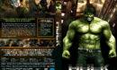 Der unglaubliche Hulk (2008) R2 German Covers