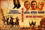 Der Weg nach Westen (1967) R2 German Covers