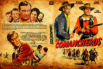 Die Comancheros (1961) R2 German Covers