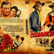Die Comancheros (1961) R2 German Covers