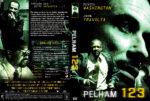 Die Entführung der U-Bahn Pelham 1 2 3 (2009) R2 German Cover