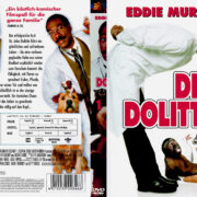 Dr. Dolittle (1998) R2 German Cover