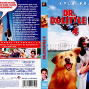 Dr. Dolittle 4 (2008) R2 German Cover