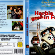 Herbie groß in Fahrt (1974) R2 German Cover