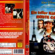 Der tolle Käfer in der Rallye Monte Carlo (1977) R2 German Cover