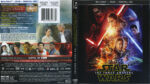 Star Wars: The Force Awakens (2016) R1 Blu-Ray Cover & Labels