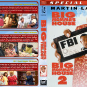 Big Momma's Trilogy (2000-2011) R1 Custom Blu-Ray Cover