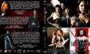 Bloodrayne Trilogy (2005-2011) R1 Custom Blu-Ray Cover
