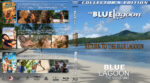 Blue Lagoon Triple Feature (1995-2013) R1 Custom Blu-Ray Cover