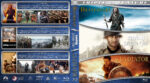 Braveheart / Saving Private Ryan / Gladiator Triple (1995-2000) R1 Custom Blu-Ray Cover