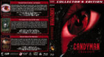 Candyman Trilogy (1992-1999) R1 Custom Blu-Ray Cover