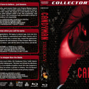 Candyman Trilogy (1992-1999) R1 Custom Blu-Ray Cover