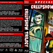 Creepshow Trilogy (1982-2006) R1 Custom Blu-Ray Cover