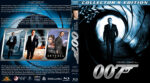 Daniel Craig – 007 Trilogy (2006-2012) R1 Custom Blu-Ray Covers