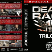 Death Race Trilogy (2008-2013) R1 Custom Blu-Ray Covers