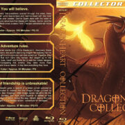 Dragonheart Collection (1996-2015) R1 Custom Blu-Ray Cover