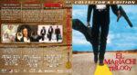 El Mariachi Trilogy (1992-2003) R1 Custom Blu-Ray Covers