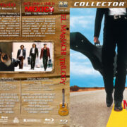 El Mariachi Trilogy (1992-2003) R1 Custom Blu-Ray Covers