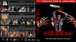 The Evil Dead Trilogy (1982-1992) R1 Custom Blu-Ray Cover