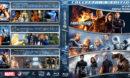 Fantastic 4 Triple Feature (2005-2015) R1 Custom Blu-Ray Cover