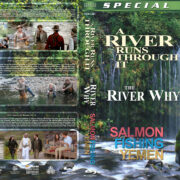 A River Runs Through It / The River Why / Salmon Fishing in Yemen Triple Feature (1992-2012) R1 Custom Blu-Ray Cover