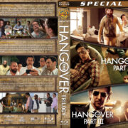 The Hangover Trilogy (2009-2013) R1 Custom Blu-Ray Cover