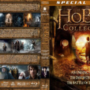 The Hobbit Collection (2012-2014) R1 Custom Blu-Ray Cover