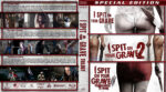 I Spit on Your Grave Triple Feature (2010-2015) R1 Custom Blu-Ray Cover