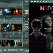 Insidious Collection (2010-2015) R1 Custom Blu-Ray Cover