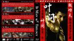 IP Man Trilogy (2008-2010) R1 Custom Blu-Ray Cover