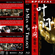IP Man Trilogy (2008-2010) R1 Custom Blu-Ray Cover
