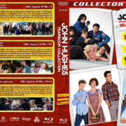 John Hughes Yearbook Collection (1984-1985) R1 Custom Blu-Ray Cover