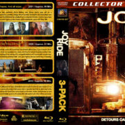 Joy Ride Triple Feature (2001-2014) R1 Custom Blu-Ray Cover