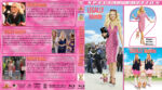 Legally Blonde Trilogy (2001-2008) R1 Custom Blu-Ray Cover