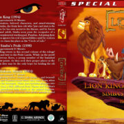 The Lion King Ultimate Collection (1994-2004) R1 Custom Blu-Ray Cover