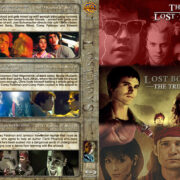 The Lost Boys Trilogy (1987-2010) R1 Custom Blu-Ray Cover