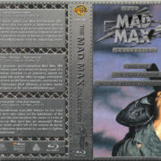 Mad Max Trilogy (1979-1985) R1 Custom Blu-Ray Cover