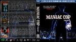Maniac Cop Trilogy (1988-2004) R1 Custom Blu-Ray Cover