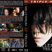 Millennium Trilogy (2009) R1 Custom Blu-Ray Covers