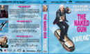 The Naked Gun Trilogy (1988-1994) R1 Custom Blu-Ray Cover