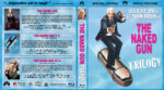 The Naked Gun Trilogy (1988-1994) R1 Custom Blu-Ray Cover