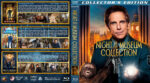 Night at the Museum Collection (2006-2014) R1 Custom Blu-Ray Covers