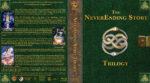 The NeverEnding Story Trilogy (1984-1994) R1 Custom Blu-Ray Cover