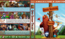 Open Season Trilogy (2006-2010) R1 Custom Blu-Ray Cover