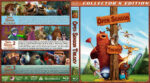 Open Season Trilogy (2006-2010) R1 Custom Blu-Ray Cover